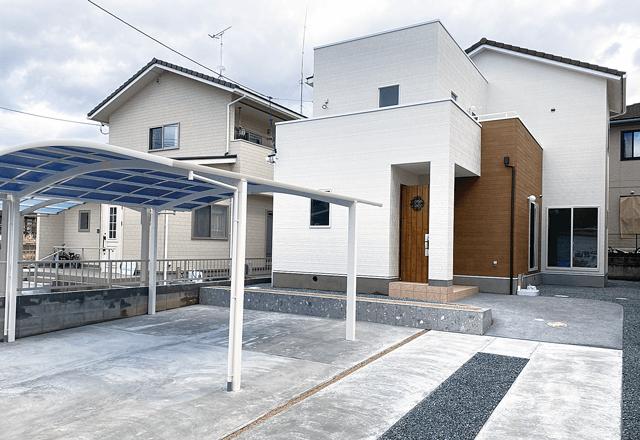 加茂町中野 フィールドパーク中野 C棟の家 2,570万円